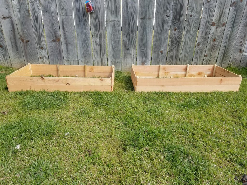 How to Start Your Raised-Bed and Container Garden - Texas Crafty Kitchen