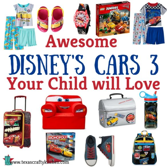 Disney's Cars 3/ Cars 3 Collection