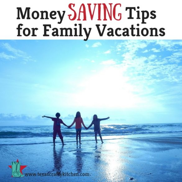 Vacations can get a little stressful, especially when spending too much money. Here are some Money Saving Tips for Family Vacations!