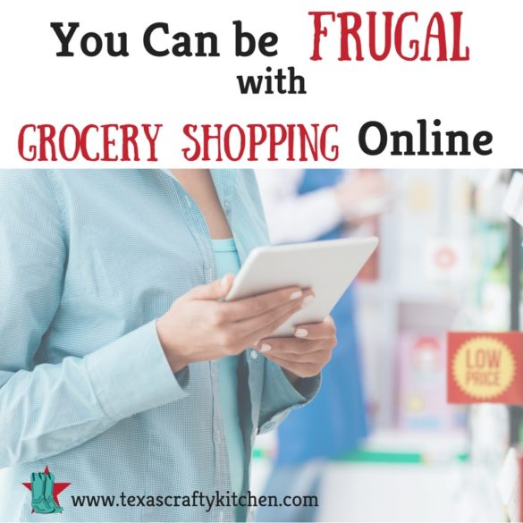 Grocery Shopping Online/Frugal Grocery Shopping Online