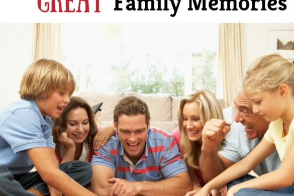 Classic Games to Help Make Great Family Memoriesk! Why not make some memories with your family now!