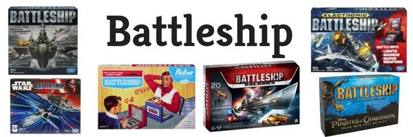 Making Great Family Memories Battleship