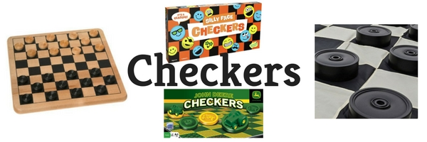 Making Great Family Memories Checkers