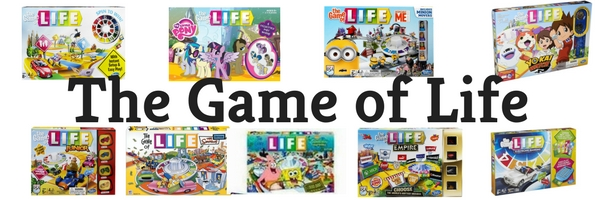 Making Great Family Memories The Game of Life