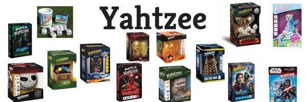 Making Great Family Memories Yahtzee